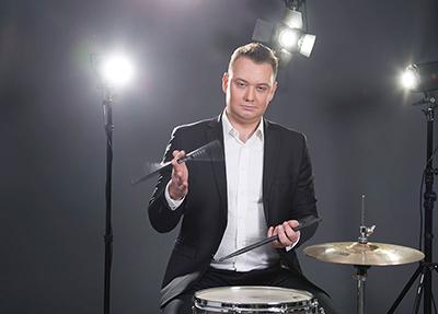 Александр Кузнецов, ударные инструменты