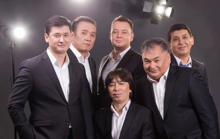 Организация концертов группы Дервиши