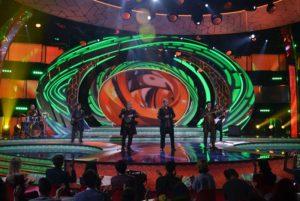 Дервиши Тюбетейка в музыкальном шоу «Добрый вечер, Казахстан!»